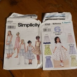 X2 Kids Dress Patterns